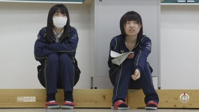 """L'étiquette """"Fukushima"""" est difficile à porter pour les enfants irradiés [RTS]"""