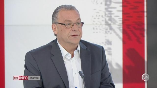 Crise turque: l'analyse d'Abraham Zisyadis [RTS]