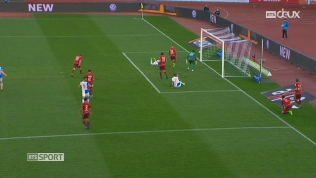 Football - Super League: Grasshopper – Vaduz (1-2) [RTS]