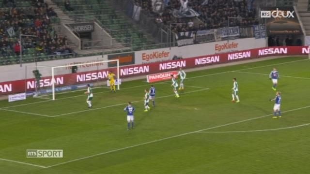 Football - Super League: Saint-Gall – Lucerne (1-1) [RTS]