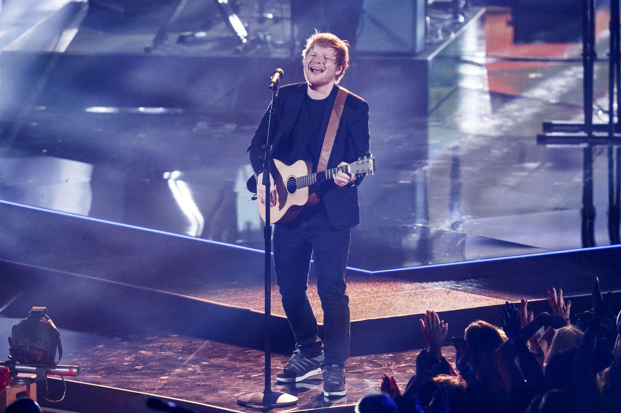 Le Nouvel Album D Ed Sheeran Bat Des Records De Vente En