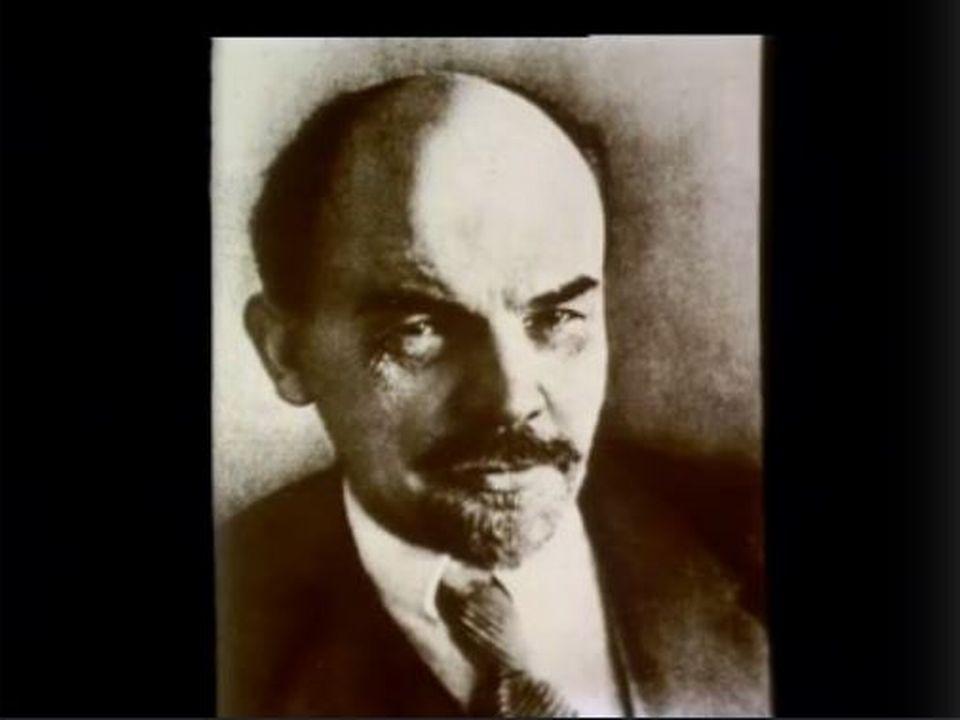 Lénine: le chemin jusqu'à la Révolution d'Octobre. [DR]
