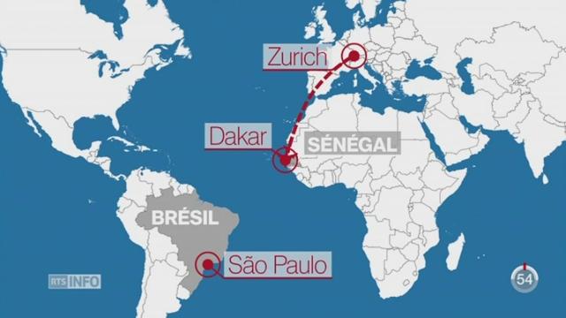 Pour éviter le crash, Swiss Internationale Air Line atterrit à Dakar