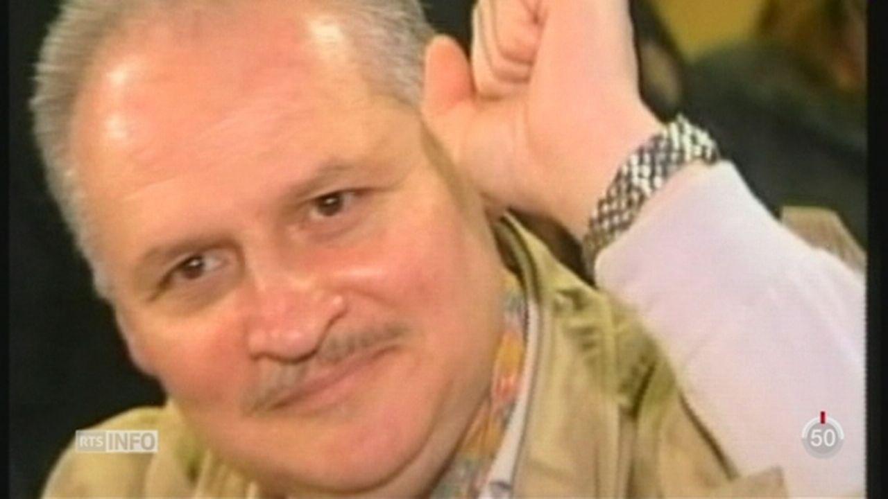 Le terroriste Carlos est jugé pour un attentat commis en 1974 [RTS]