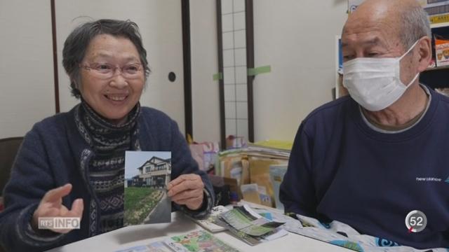 Fukushima: des évacués dénoncent une politique de retour forcé [RTS]