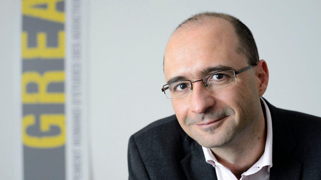 Jean-Félix Savary, secrétaire général du Groupement romand d'études des addictions (GREA). [Laurent Gilliéron - Keystone]