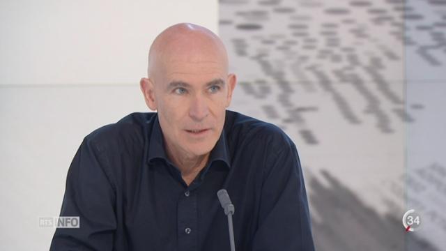 Mort sur les routes: les observations du Dr Marc Niquille, chef brigade sanitaire HUG [RTS]