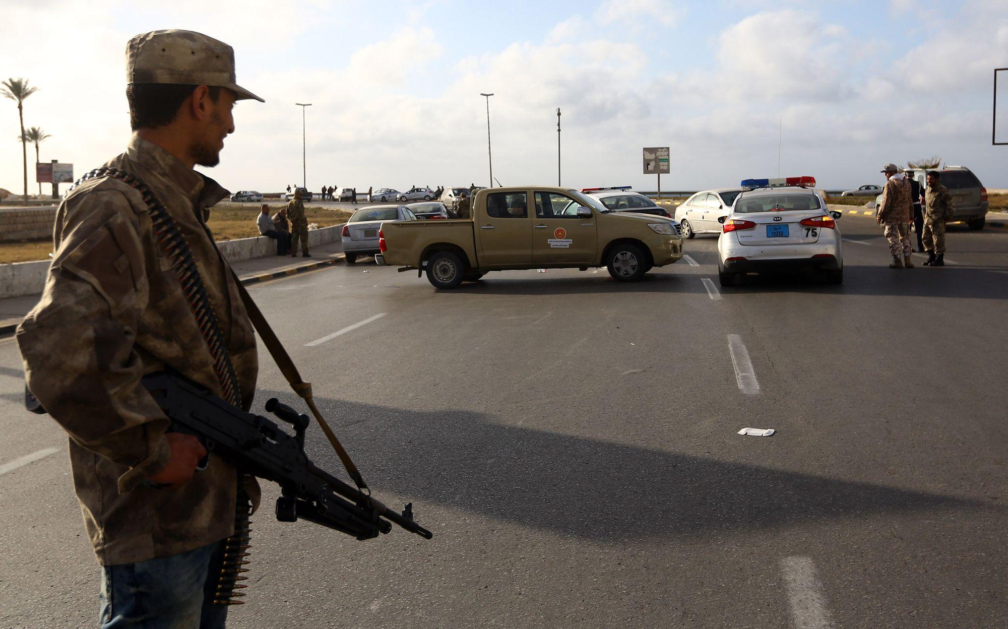 Libye : La guerre fait rage à Tripoli