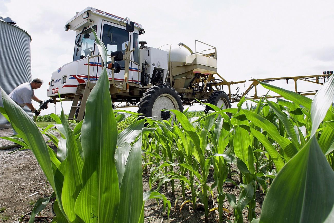 Le glyphosate est l'ingrédient clé des herbicides les plus utilisés par les agriculteurs