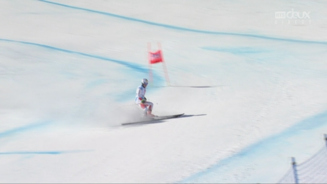 Aspen (USA), descente: Mauro Caviezel (SUI) éliminé [RTS]