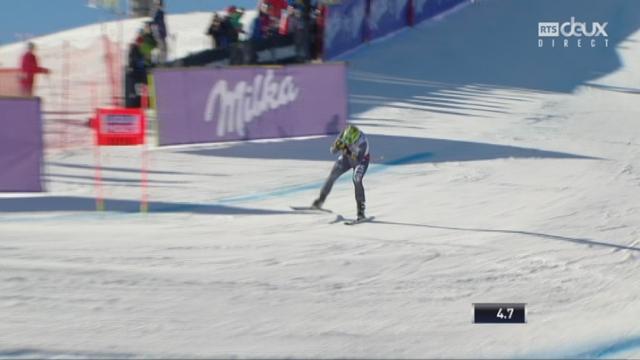 Aspen (USA), descente: Dominik Paris (ITA) remporte la descente [RTS]