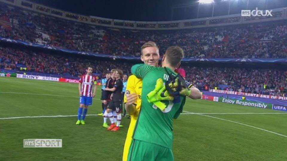 Ligue des champions, 1-8 retour: Atletico Madrid – Leverkusen 0-0, le résumé du match [RTS]