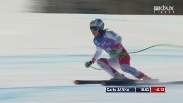 Aspen (USA), super G: Carlo Janka (SUI) [RTS]
