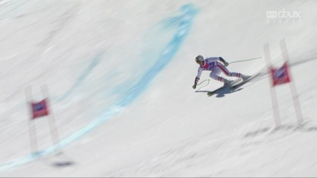 Aspen (USA), super G:  victoire de Hannes Reichelt (AUT) [RTS]