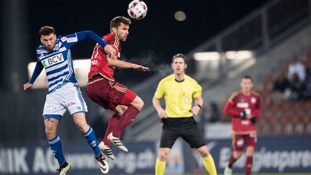 Football: Lausanne renoue enfin avec la victoire