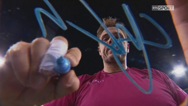 Indian Wells, 1-4: Wawrinka - Thiem 6-4, 4-6, 7-6: les plus beaux points du match [RTS]