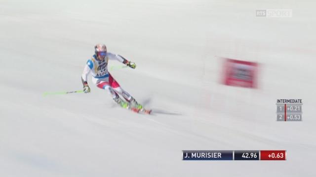Aspen (USA), géant:  Justin Murisier (SUI) [RTS]