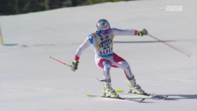 Aspen (USA), géant: Gino Caviezel (SUI) éliminé [RTS]