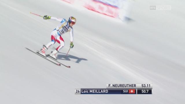 Aspen (USA), géant:  Loïc Meillard (SUI) [RTS]