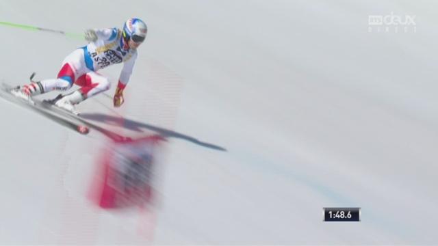 Aspen (USA), géant 2e manche:  Carlo Janka (SUI) [RTS]