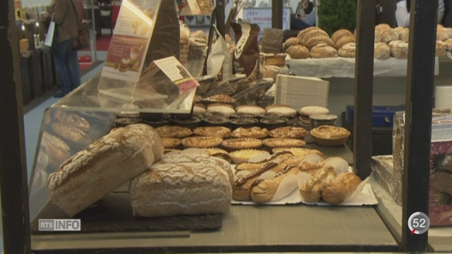 Allergies alimentaires: la petite cuisine d'un salon à Fribourg [RTS]