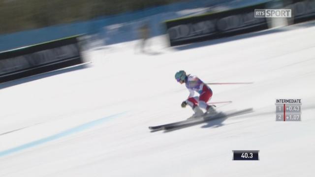 Ski alpin - Aspen (USA): Wendy Holdener (SUI) [RTS]