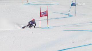 Ski alpin - Aspen (USA): Federica Brignone (ITA) [RTS]
