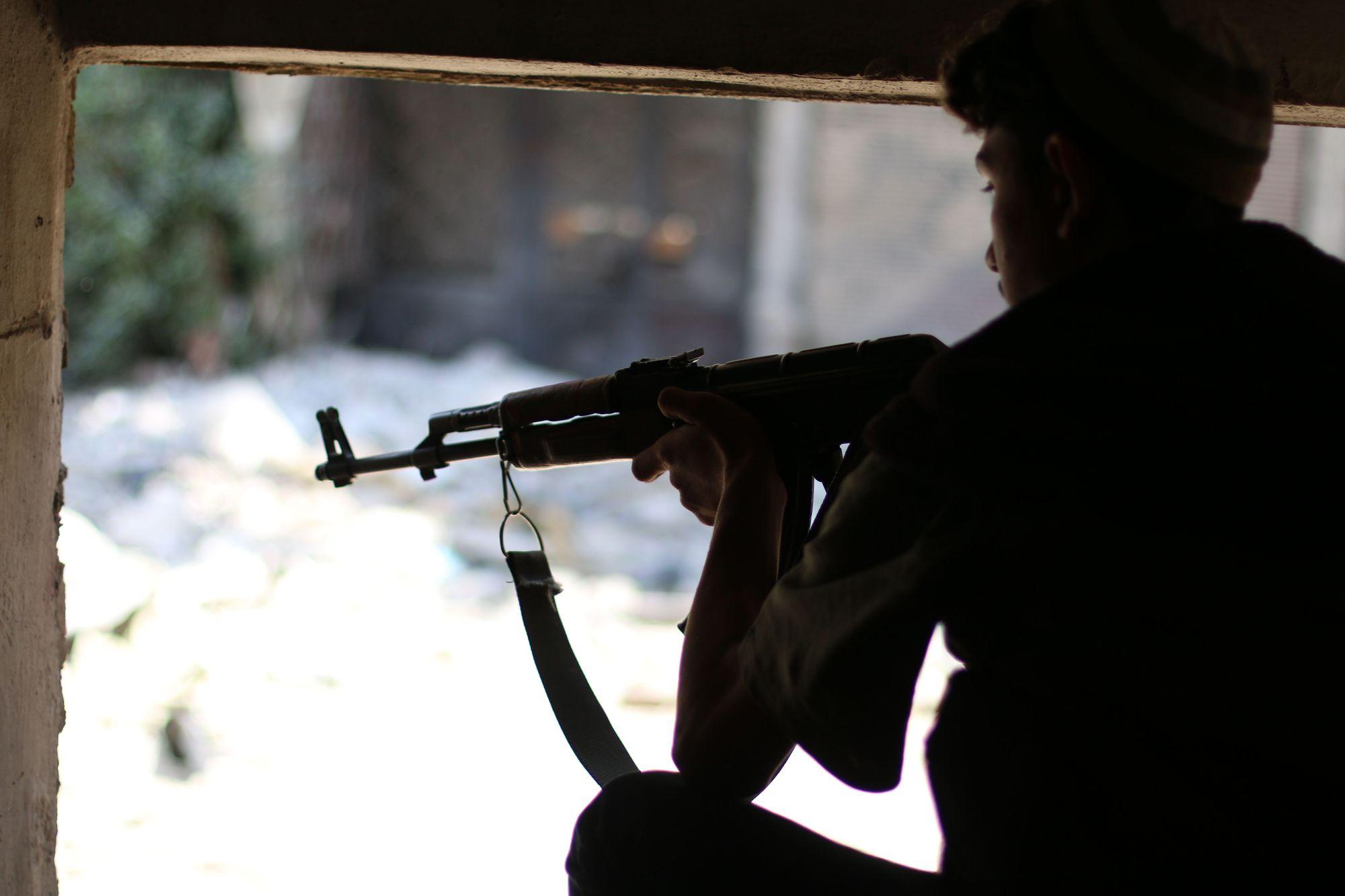 De violents combats à Damas entre rebelles et forces gouvernementales — Syrie