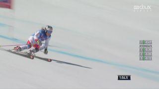 Aspen (USA), Géant 2e manche: Mélanie Meillard (SUI) [RTS]