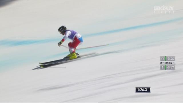 Aspen (USA), Géant 2e manche: Simone Wild (SUI) [RTS]