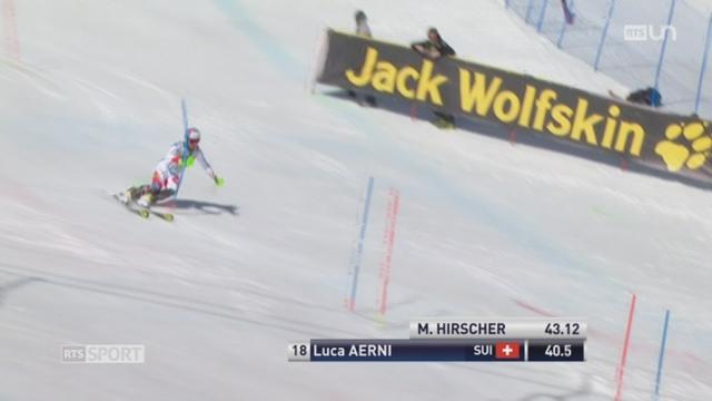 Ski alpin: la coupe du Monde se termine à Aspen [RTS]