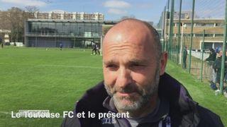 Foot : Pascal Dupraz et le Toulouse FC [RTS]
