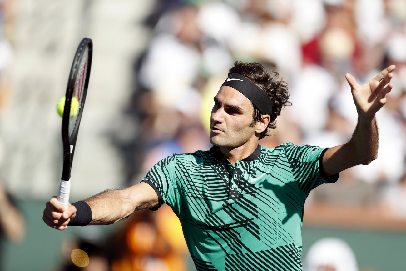 ATP - Indian Wells. Federer s'impose en finale face à Wawrinka