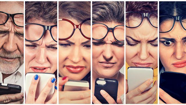 Facebook a-t-il des effets néfastes sur la santé mentale? [pathdoc - fotolia]