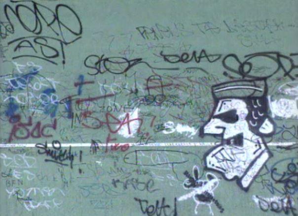 Graffitis, ras-le-bol