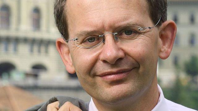 Emmanuel Sangra, président de la Société suisse d'évaluation (SEVAL).  [Twitter]