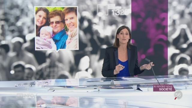 Familles multigénérationnelles: les précisions de Fanny Moille [RTS]