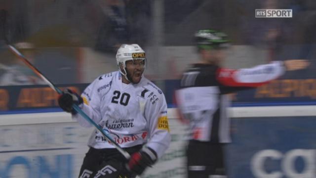 Playout LNA, finale acte II: Ambri - Fribourg 1-4, 36e G. Mauldin [RTS]