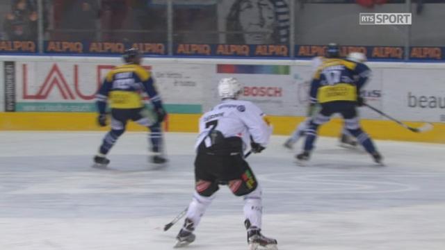 Playout LNA, finale acte II: Ambri - Fribourg 1-5, 51e R. Cervenka [RTS]