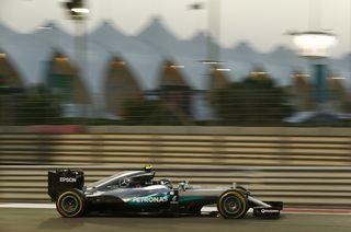 Mercedes a dominé la saison 2016 de Formule 1. HOCH ZWEI / DPA AFP [HOCH ZWEI / DPA - AFP]