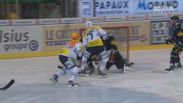 Playout LNA, finale acte III: Fribourg-Ambri 0-1, 1e C. Emmerton [RTS]
