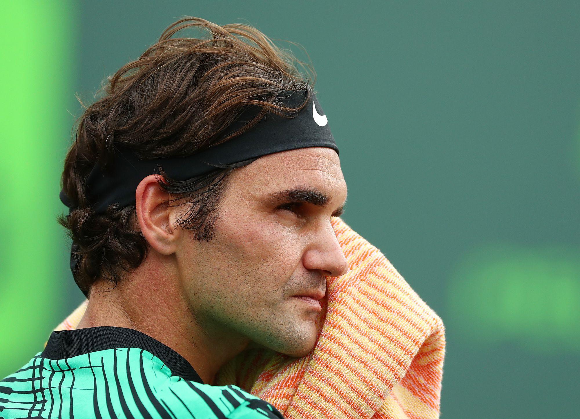 Federer-Kyrgios, explosif choc des générations à Miami — Tennis