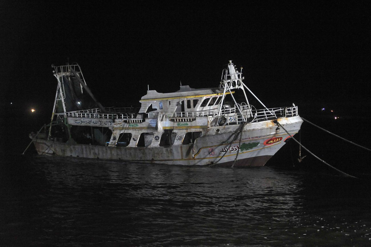 56 condamnations pour le naufrage d'un bateau de migrants — Égypte