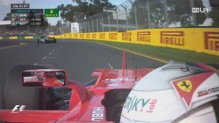 Formule 1: l'Allemand Vettel remporte le premier GP de la saison en Australie [RTS]