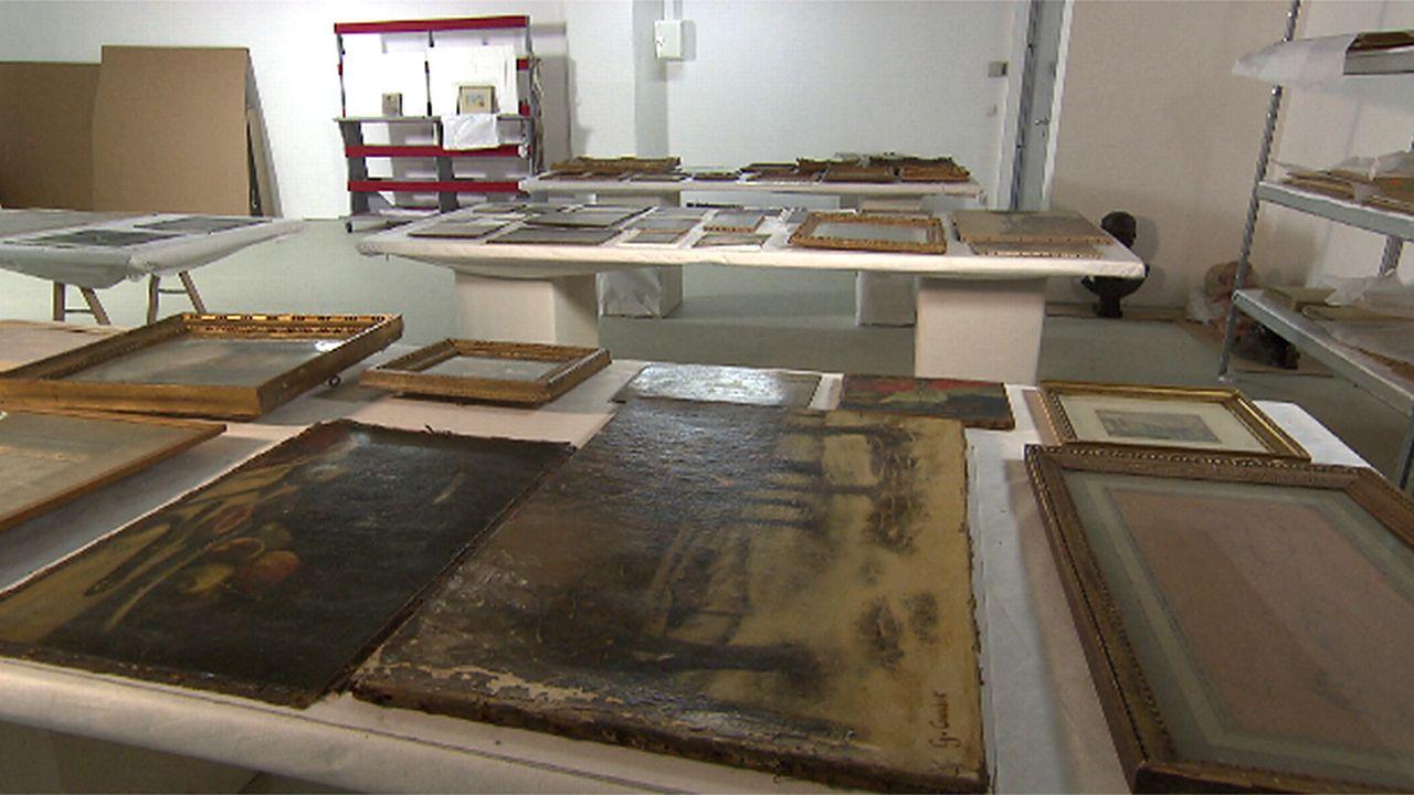 Des oeuvres provenant de la collection Gurlitt avaient été confisquées en 2012. [APA-ORF - Keystone]