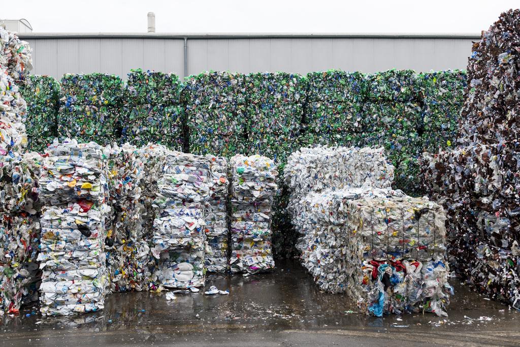 La Suisse peine à recycler ses emballages en plastique