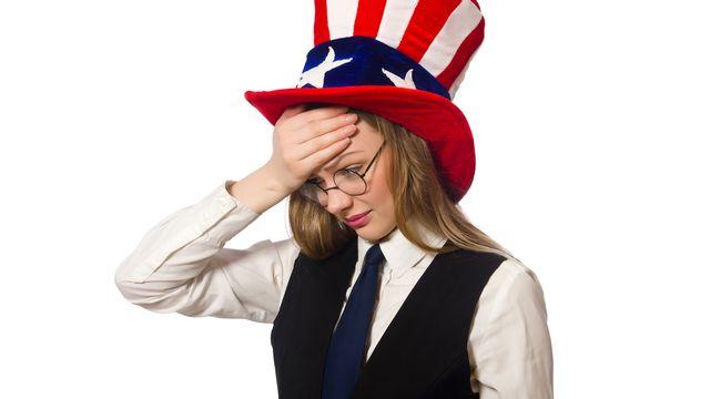 La campagne présidentielle américaine a été une source de stress pour de nombreux Américains.  Elnur Fotolia [Elnur - Fotolia]