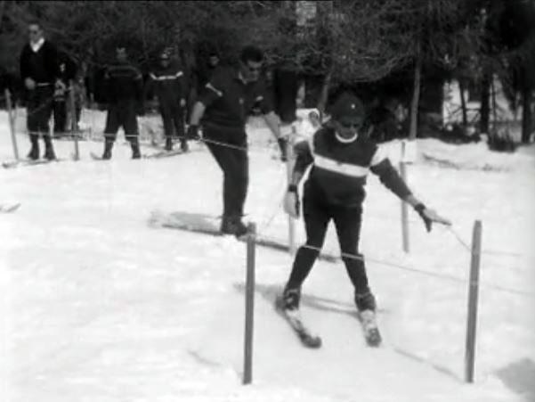 Apprendre à skier