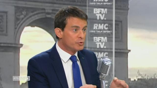 Manuel Valls votera pour Macron dès le premier tour — Présidentielle