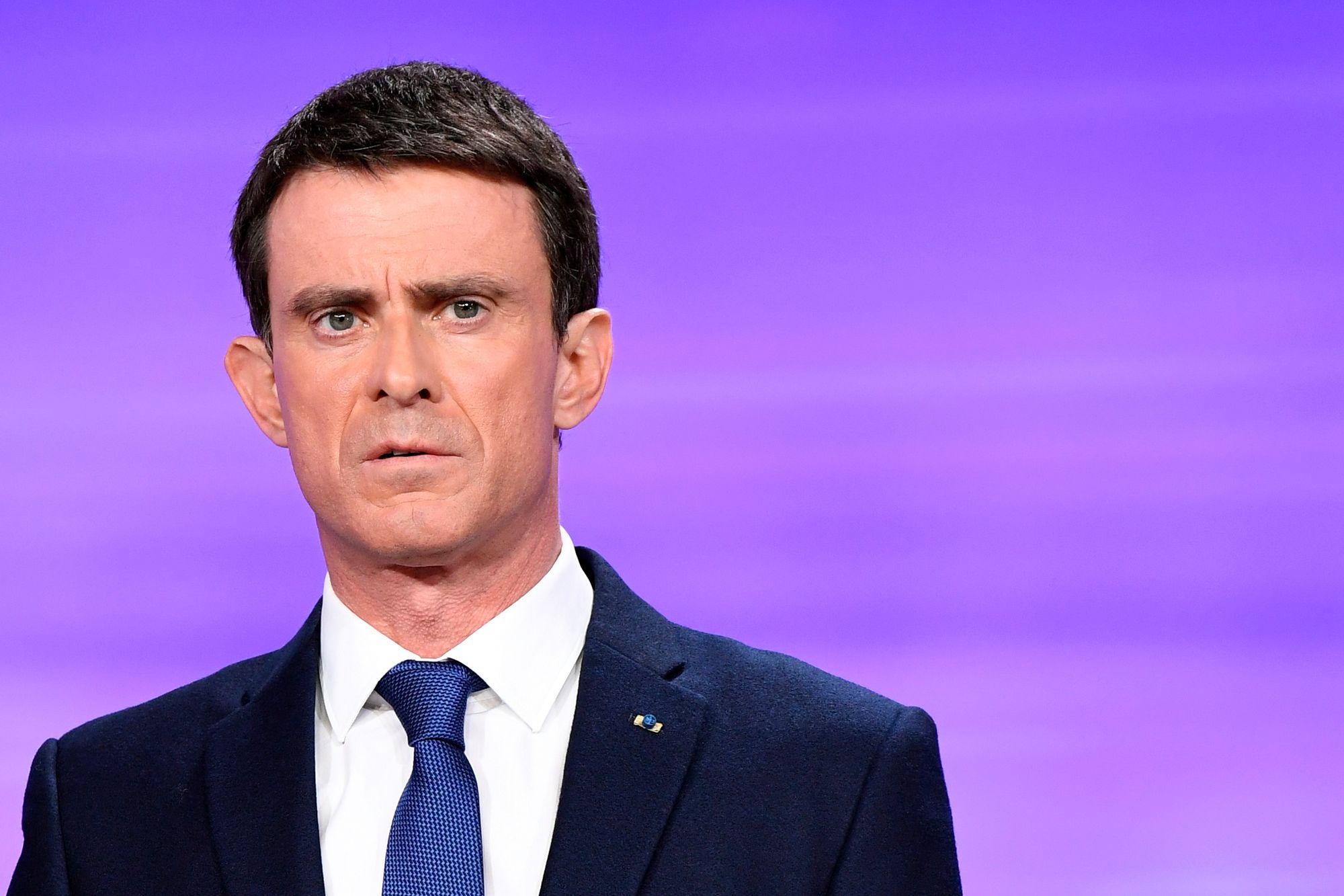 L 39 ex premier ministre fran ais manuel valls votera pour for Ministre francais